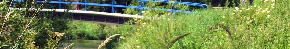 Brücke Unterstadion